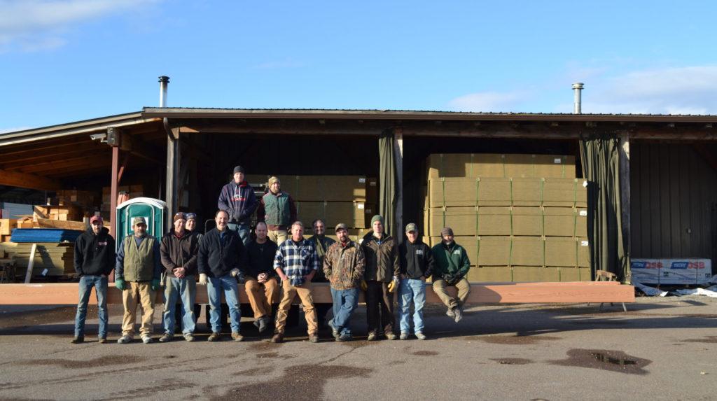 Vermont Frames Crew